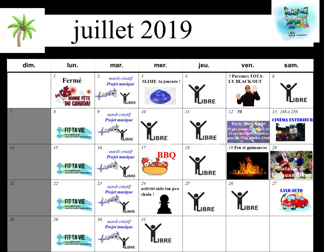 juillet 2019